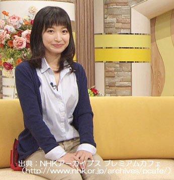 二村有香さん、NHK BSプレミアム「愛すべきパートナー いぬ」に出演されていましたね